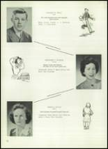 1947 Amesbury High School Yearbook Page 42 & 43