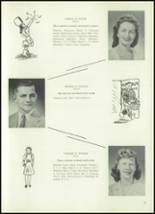 1947 Amesbury High School Yearbook Page 44 & 45