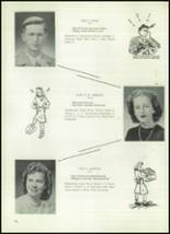 1947 Amesbury High School Yearbook Page 48 & 49