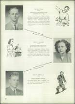 1947 Amesbury High School Yearbook Page 52 & 53