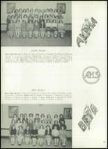 1947 Amesbury High School Yearbook Page 64 & 65