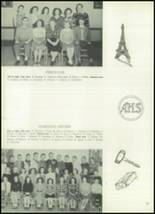 1947 Amesbury High School Yearbook Page 68 & 69