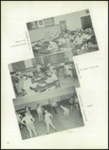 1947 Amesbury High School Yearbook Page 72 & 73