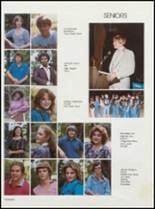 1983 Carlisle High School Yearbook Page 14 & 15