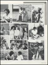 1983 Carlisle High School Yearbook Page 42 & 43