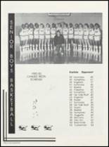 1983 Carlisle High School Yearbook Page 88 & 89