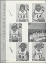 1983 Carlisle High School Yearbook Page 92 & 93