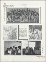 1983 Carlisle High School Yearbook Page 126 & 127