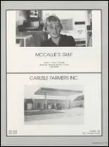 1983 Carlisle High School Yearbook Page 138 & 139