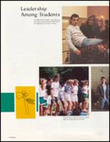 1990 Blanchet High School Yearbook Page 10 & 11