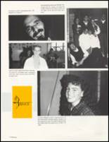 1990 Blanchet High School Yearbook Page 16 & 17