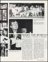 1990 Blanchet High School Yearbook Page 26 & 27