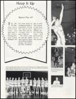 1990 Blanchet High School Yearbook Page 50 & 51