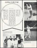 1990 Blanchet High School Yearbook Page 56 & 57