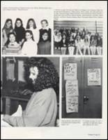 1990 Blanchet High School Yearbook Page 66 & 67