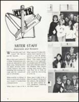 1990 Blanchet High School Yearbook Page 84 & 85