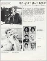 1990 Blanchet High School Yearbook Page 90 & 91
