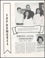 1990 Blanchet High School Yearbook Page 106 & 107
