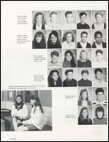 1990 Blanchet High School Yearbook Page 108 & 109