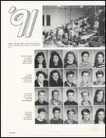 1990 Blanchet High School Yearbook Page 122 & 123