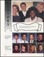 1990 Blanchet High School Yearbook Page 126 & 127