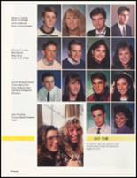 1990 Blanchet High School Yearbook Page 128 & 129