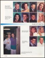 1990 Blanchet High School Yearbook Page 132 & 133