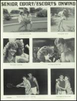 1986 Clermont High School Yearbook Page 20 & 21