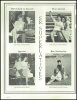 1986 Clermont High School Yearbook Page 36 & 37