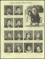 1986 Clermont High School Yearbook Page 38 & 39