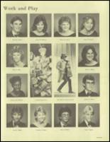 1986 Clermont High School Yearbook Page 44 & 45