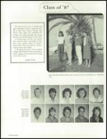 1986 Clermont High School Yearbook Page 60 & 61