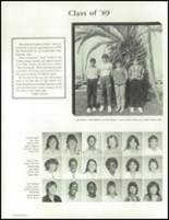 1986 Clermont High School Yearbook Page 74 & 75