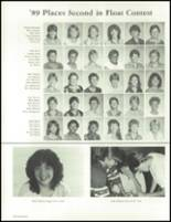 1986 Clermont High School Yearbook Page 78 & 79