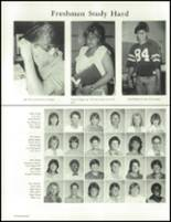 1986 Clermont High School Yearbook Page 80 & 81