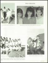 1986 Clermont High School Yearbook Page 84 & 85