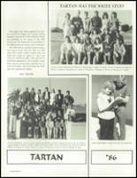 1986 Clermont High School Yearbook Page 86 & 87