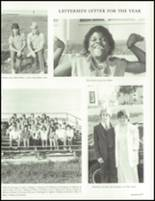 1986 Clermont High School Yearbook Page 100 & 101