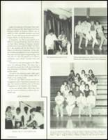 1986 Clermont High School Yearbook Page 106 & 107