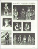 1986 Clermont High School Yearbook Page 112 & 113