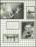 1986 Clermont High School Yearbook Page 122 & 123