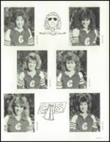 1986 Clermont High School Yearbook Page 124 & 125