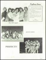 1986 Clermont High School Yearbook Page 126 & 127