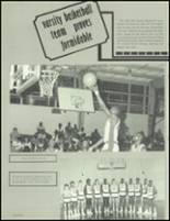 1986 Clermont High School Yearbook Page 132 & 133