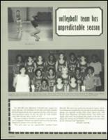 1986 Clermont High School Yearbook Page 142 & 143