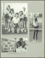 1986 Clermont High School Yearbook Page 152 & 153
