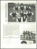 1986 Clermont High School Yearbook Page 154 & 155
