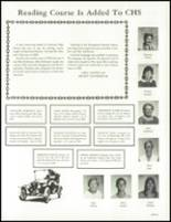 1986 Clermont High School Yearbook Page 166 & 167