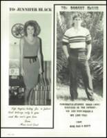 1986 Clermont High School Yearbook Page 174 & 175