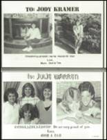 1986 Clermont High School Yearbook Page 184 & 185